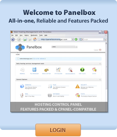Click here to access your PanelBox